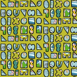 Greenheiroglyph