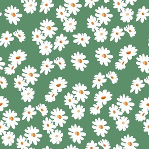 Se-ri slip dress in green