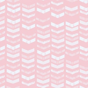 Chevron Stacks - Pink