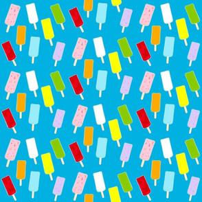 Summer Ice Pop Paletas