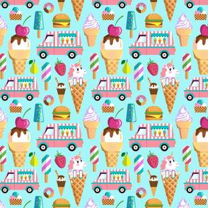 Ice cream holiday