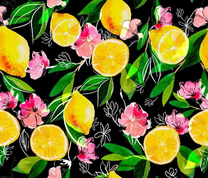 lemon-blossoms