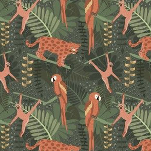Mexican Jungle