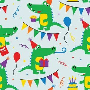 Crocodile Birthday Party