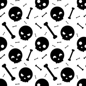 Skulls, skulls, skulls... and bones