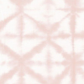 Soft tie dye boho texture summer shibori traditional Japanese neutral cotton print Pale pink XL