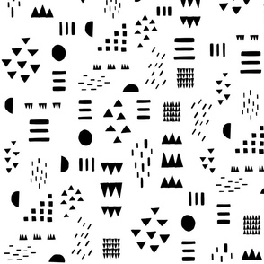 The Honest Company® Pattern Play Print Wallpaper