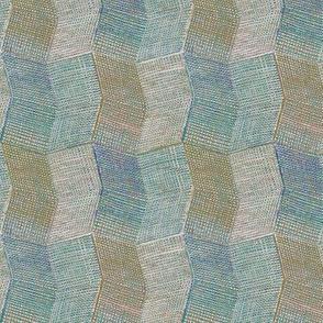 Manta Weave - nostalgia - half scale