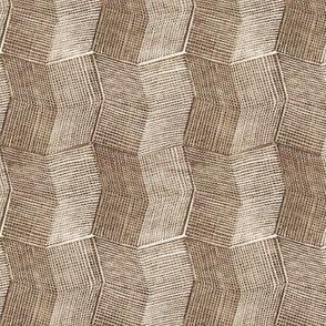Manta Weave - rope - half scale