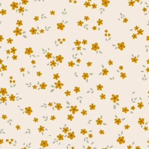 simple flowers - sunny