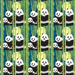 Little Bamboo Pandas