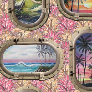 Tropical portals 24x24
