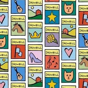 showbills