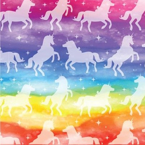Rainbow Unicorns