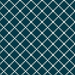 Nautical Blue Nets