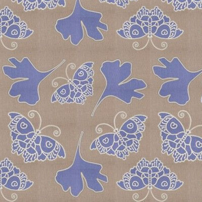 BUTTERFLY-gingko-1c--linen-colors-wisteria-RIM-moved2-NEW-sm-lvs-new-stroke-butterfly