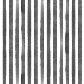 Small Watercolour Stripes