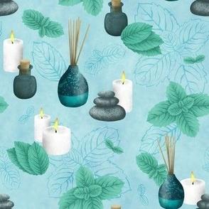 Aromatherapy - Breathe free - Peppermint