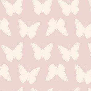 Butterflies in lavender-4.96
