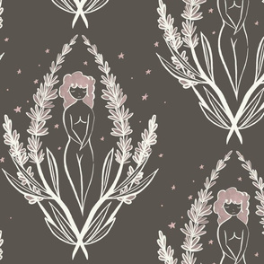 Lavender dreamer - dark - aromatherapy