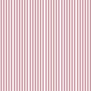 Sloths and Moths Co-ordinates Dusky Pink Stripe