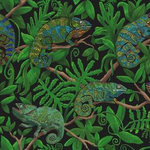 Chameleon Jungle
