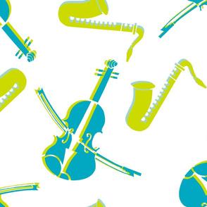 Sax & Violin