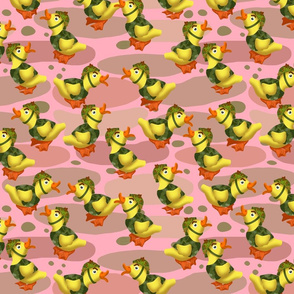 release the quacken pink