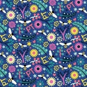 PT Bumbles & Blooms