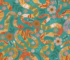 Golden Garden Snakes