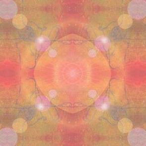 psychedelic argyle