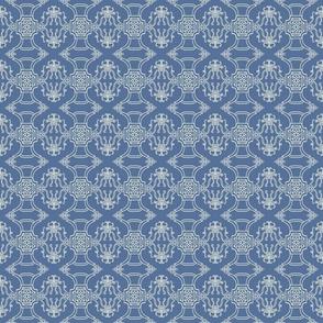 Tile Blue 3 inch