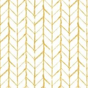 Shibori Braids - Goldenrod