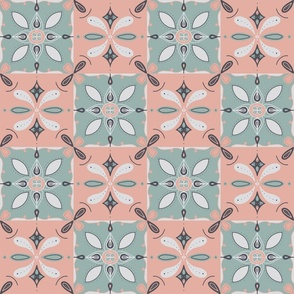 Pretty Pastels Azulejos Combo