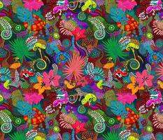 Reptiles In Color