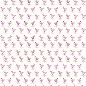 Look behind!_pink