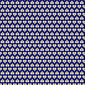 Nazar Hearts Blue