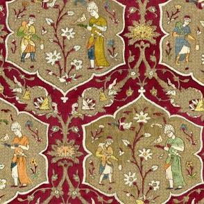 Safavid Velvet