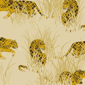 Leopard Print-CREAM