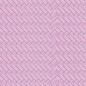 Jasper Weave in Pink