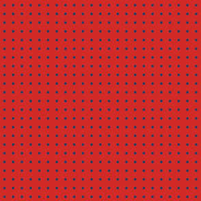 TINY POIS blue on red1