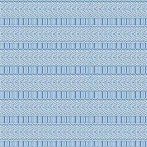 Jasper Arrows in Blue