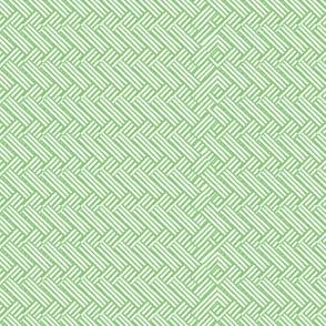 Jasper Weave in Green