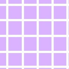 Large Purple grid