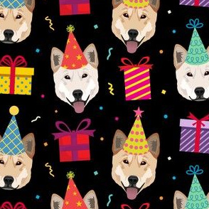 Party Jindo Dogs
