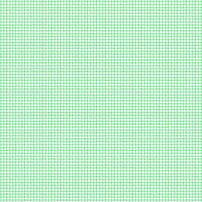 Small Green Plaid
