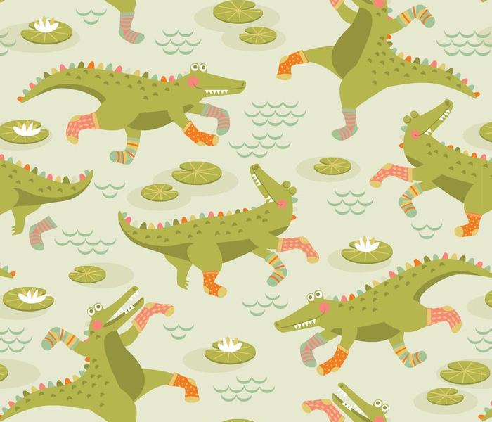 crocs in socks