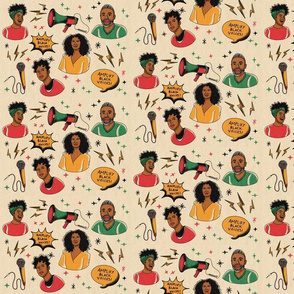 Amplify Black Voices i