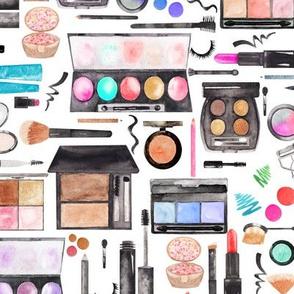 medium watercolor makeup beauty products