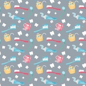 Pandas In Space Nighttime Orange Gray